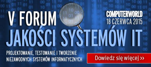 V Forum Jakości Systemów IT