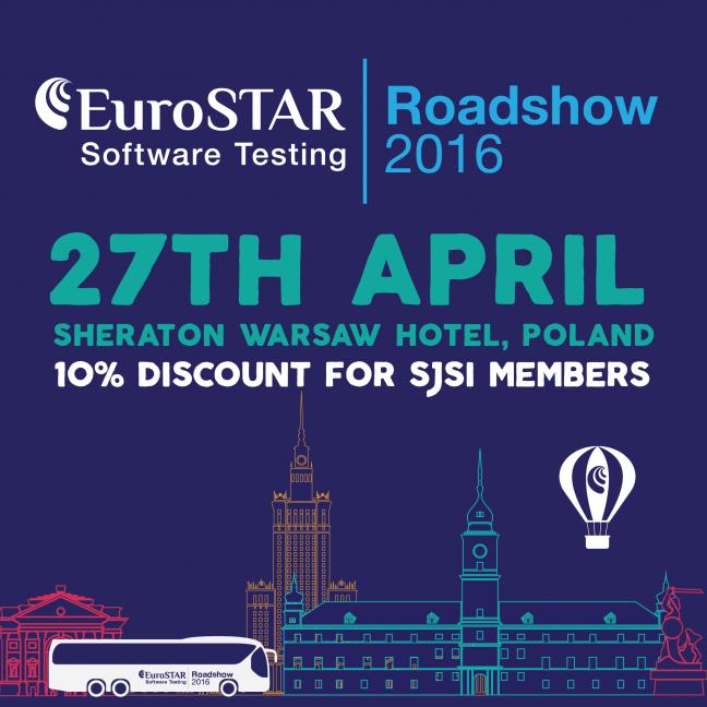1911 Eurostar Roadshow Warsaw