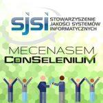 Wygraj wejściówkę na ConSelenium