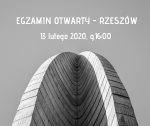 Egzamin otwarty - Rzeszów