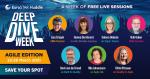 EuroSTAR Huddle Deep Dive Week – Agile Edition